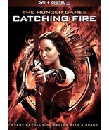 The Hunger Games: Catching Fire (DVD, 2014) - £9.47 GBP