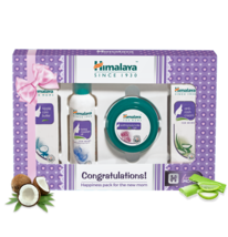 Happiness Gift Pack FOR MOMS - Toning Massage Oil ,Anti-rash Cream etc. - $26.99