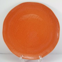 "Lenox Desert Flora Terracotta Salad Plate 9.25"" Luncheon Orange Southwes... - $19.80"