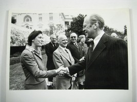 Gerald Ford White House Official Photo Washington DC May 29 1976 Preside... - $24.70