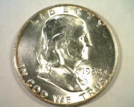 1952-S S/S SOUTH SIMILAR TO 1951-S RPM #2 FRANKLIN HALF DOLLAR UNCIRCULA... - $85.00