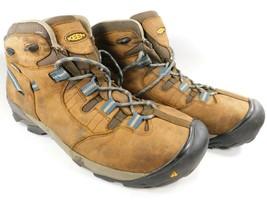 Keen Detroit Mid Top Size: US 12 M (D) EU 46 Men's Steel Toe Work Boots 1007004