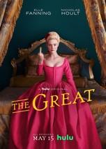The Great Poster Elle Fanning Nicholas Hoult 2020 TV Series Art Print 27... - $10.90+