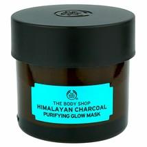 Body Shop Himalayan Charcoal Purifying Glow Mask 3oz FREE USA Shipping - $41.57