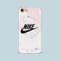Marble Nike iPhone Case for iPhone 5/6/7/7+/8/8+/X And Samsung S6/S7/S8/S9 - $7.99+