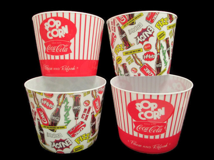 Coca-Cola Classic Popcorn Bucket BRAND NEW