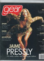 gear magazine September 2000, Jaime Pressly - $20.20