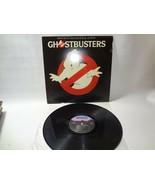 GHOSTBUSTERS SOUNDTRACK ORIGINAL ISSUE LP AL8-8246 - $11.82