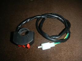 NEW RUN STOP on off flip KILL SWITCH 2000-2004 HONDA XR50 XR50R PIT BIKE... - $19.79
