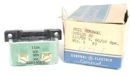 NIB GENERAL ELECTRIC 22D135G2 COIL 92-110V, 50-60CY