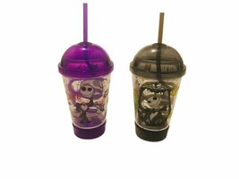 Nightmare Before Christmas - Jack Light-Up Plastic Cup w/ Dome Lid & Str... - $26.99