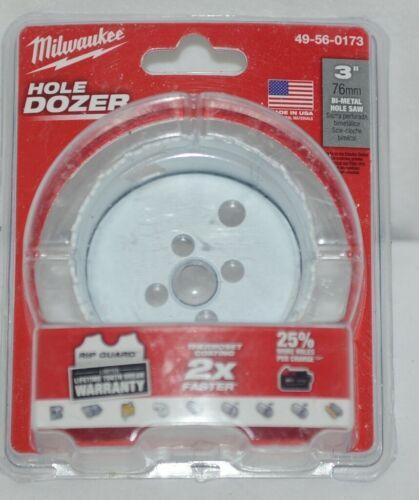 Milwaukee Product Number 49560173 Bi Metal Hole Saw Hole Dozer