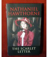 Nathaniel Hawthorne Scarlet Letter Classic Fiction Home School Novel Pap... - $9.89