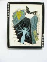 Estee Lauder Capricorn Birthday Powder Compact New Old Stock w/protectiv... - $26.99