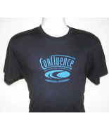 MENS CONFLUENCE BREWING CO DES MOINES IOWA T SHIRT MEDIUM FOLLOW ME TO BEER - $21.73