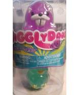 JigglyDoos Series 2 Purple Beaver & Green Turkey Squeeze Toy 2-Pack (LOC... - $22.43