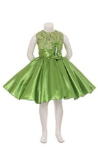 New Christmas Holiday Party Pageant Girl dress 2 4 6 8 10 12 Sleeveless ... - $49.99