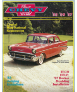 June 1983,  CLASSIC CHEVY WORLD MAGAZINE, Pre-owned, very good plus cond... - $8.50