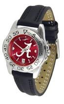 Alabama Crimson Tide Women Ladies Sport AnoChrome Watch - $58.90