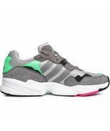 Adidas Men's Yung -96 Grey/Pink F35020 - $70.00