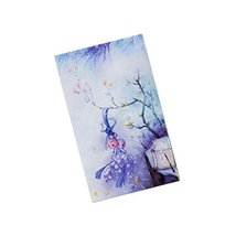 Retro Creative Mini Notebook Portable Chinese Style Notepad Hand Account_A8 - $23.91