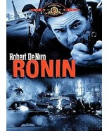 DVD Ronin Robert De Niro Widescreen & Full Screen Dolby Booklet Alt End ... - $4.99