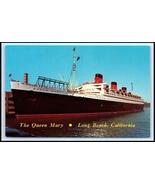 Modern Picture Postcards - (USA - CA - Long Beach) Queen Mary Long Beach... - $10.00
