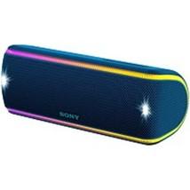 Sony SRS-XB31/LI Portable Wireless Bluetooth IP67 Speaker - Blue - $223.86 CAD