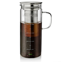 BTäT- Cold Brew Coffee Maker, 1.5 Quart,48 oz Iced Coffee Maker, Iced Te... - $25.62