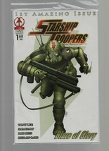 Starship Troopers #1A - March 2003 - Blaze of Glory - Markosia Comics - ... - $4.89