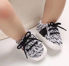 Soft Bottom 0-18 Months Baby Toddlers Shoes Fashion Walking Shoes #1112 image 7