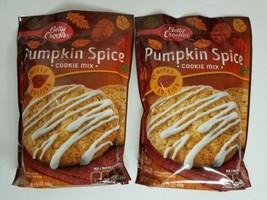 Betty Crocker Pumpkin Spice Cookie Limited Edition Mix 2 bags 17.5 Oz each - $14.17