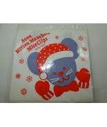 Avon 1992 Mitten Munchers Mice Clips Glove Clips  - $6.99