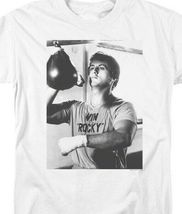 Rocky II Win Rocky Win Graphic 80s Tee Sylvester Stallone Rocky Balboa MGM225 image 3