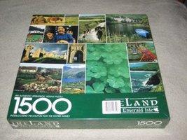 Springbok Ireland The Emerald Isle 1500 Piece Jigsaw Puzzle - $213.54
