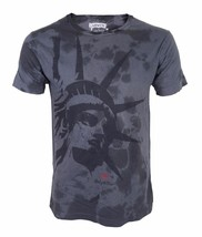 BRAND NEW LEVI'S MEN'S CLASSIC COTTON STATUE OF LIBERTY T-SHIRT GRAY 117508