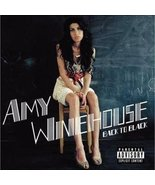 AMY WINEHOUSE:BACK TO BLACK  Audio CD - $20.00