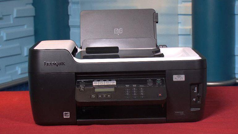 lexmark interpret s405 all in one inkjet printer printers. Black Bedroom Furniture Sets. Home Design Ideas
