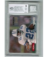 1996 BCCG 9 Emmitt Smith Game Used Jersey Hidden Treasures Endzone Colle... - $20.00