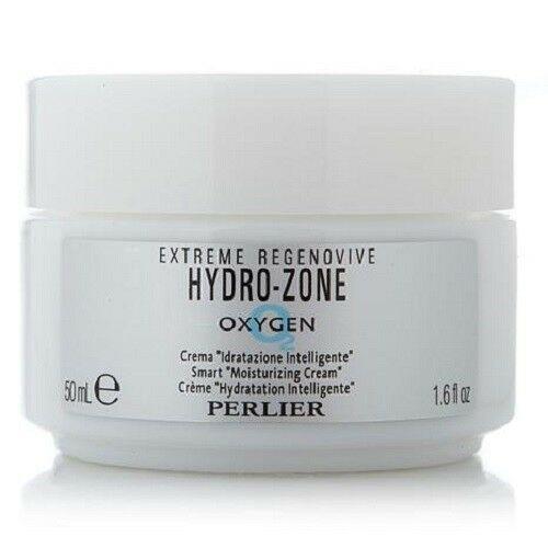 Perlier Hydro-Zone Oxygen Moisturizing Face Cream 1.6 fl oz Fresh/Sealed NIB $65