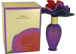 Marc Jacobs Lola Velvet 1.7 Oz Eau De Parfum Spray image 3