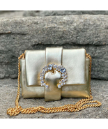 Tory Burch Greer Metallic Mini Bag - $278.00