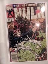 #385 The Incredible Hulk 1991 Marvel Comics B100 - $3.99