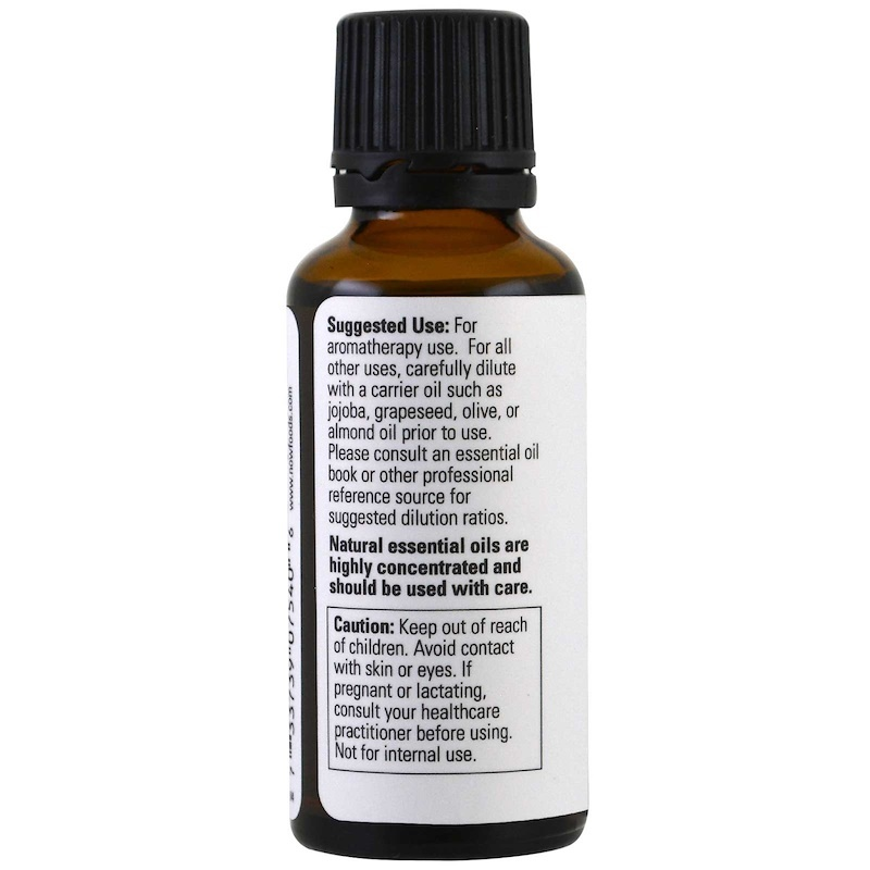Now Foods, Essential Oils, Clove, 4 fl oz (118 ml) Aromatherapy