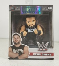 WWE Kevin Owens Metal Die Cast 4 Inch Jada Toys Action Figure M213 New Sealed - $14.30