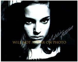 NATALIE PORTMAN  Signed Autographed 8X10 Photo w/ Certificate of Authenticity 31 - $48.00