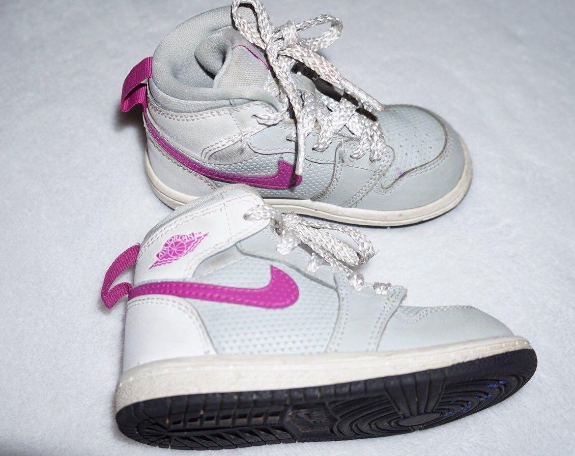 1c47d24cf4d674 Nike Air Jordan 1 Retro High Toddler Girls and 50 similar items. S l1600