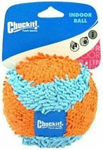 """NEW LARGE CHUCK IT INDOOR BALL PUPPY DOG 8"""" PET PLAY FETCH SOFT TOY - $9.99"""