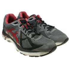 Asics GT 2000 v 3 Gray Mens Size 11.5 EU 46 Running Shoes Sneakers T500N image 9