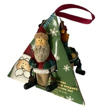 Christmas Dangling Wine Toppers (3-piece Set) Wine Corks Holiday Table D... - $14.99